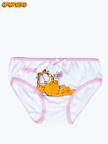 Bawełniane majtki dla dziewczynki GARFIELD 3 szt                                  zdj.                                  4