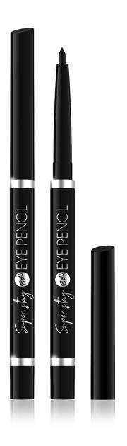 Bell Konturówka do oczu Super Stay Eye Pencil nr 01 czarna  1szt