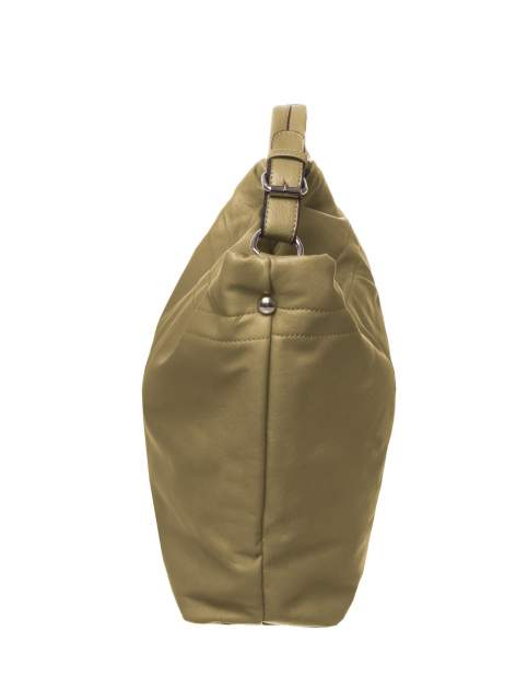 Beżowa torba hobo na ramię                                  zdj.                                  2