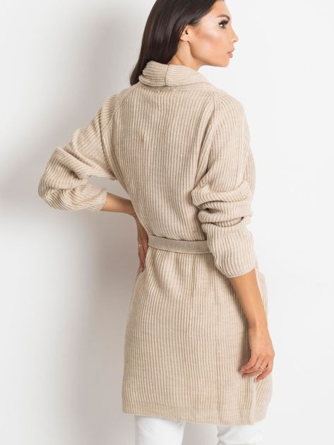 Beżowy sweter Grenade                              zdj.                              2
