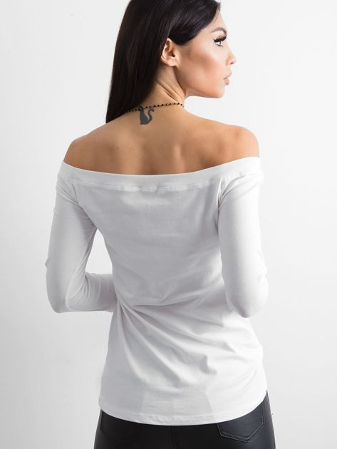 Biała bluzka Live                               zdj.                              2