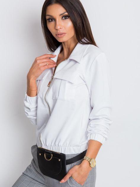 Biała bluza Madison                              zdj.                              6