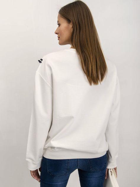 Biała bluza Play                              zdj.                              3
