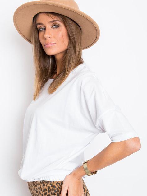 Biała bluzka Brittany                              zdj.                              3