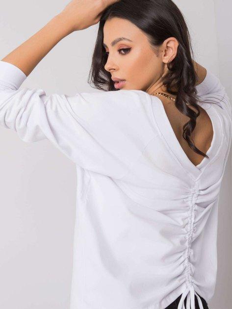Biała bluzka Gabriella RUE PARIS