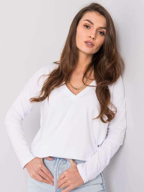 Biała bluzka Modern