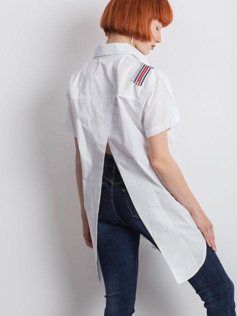 Biała koszula Cluelessly                               zdj.                              5