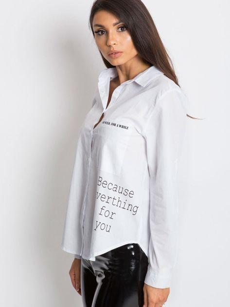 Biała koszula Ensamble                              zdj.                              6
