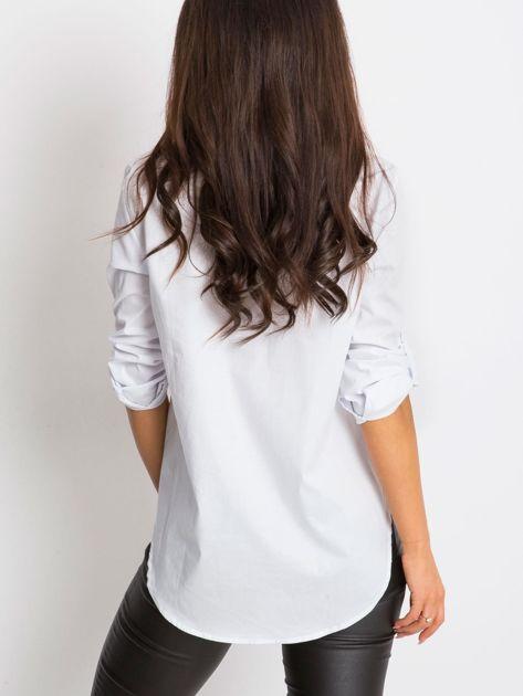 Biała koszula Together                              zdj.                              2