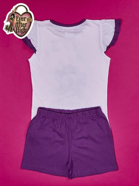 Biała piżama dla dziewczynki EVER AFTER HIGH                                  zdj.                                  2
