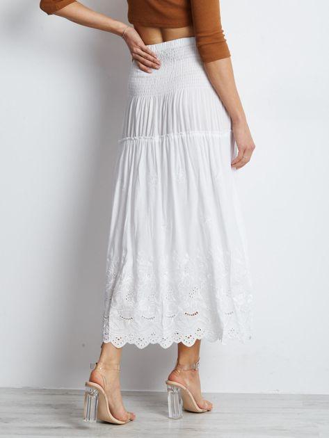 Biała spódnica Enact                              zdj.                              2