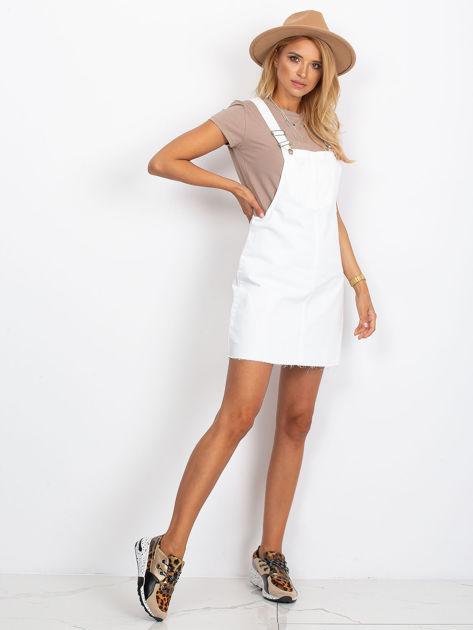 Biała spódnica Mermazing                              zdj.                              4