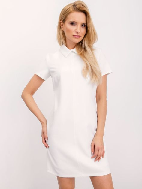 Biała sukienka Havana