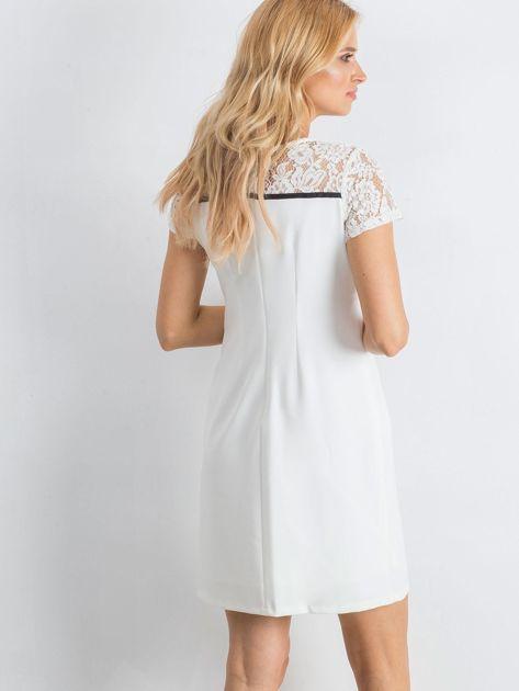 Biała sukienka Irresistible                               zdj.                              2