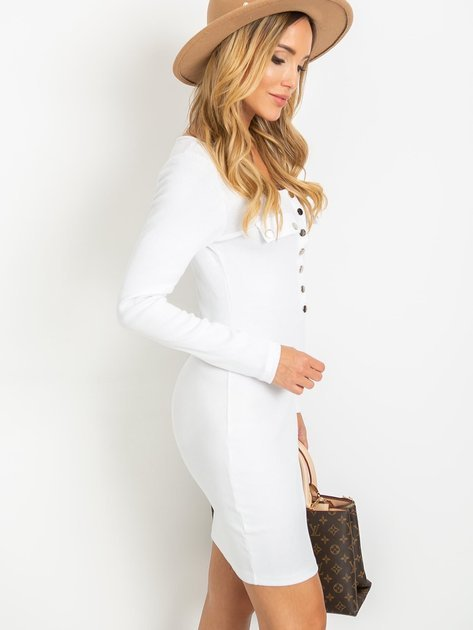 Biała sukienka Juliet                              zdj.                              3