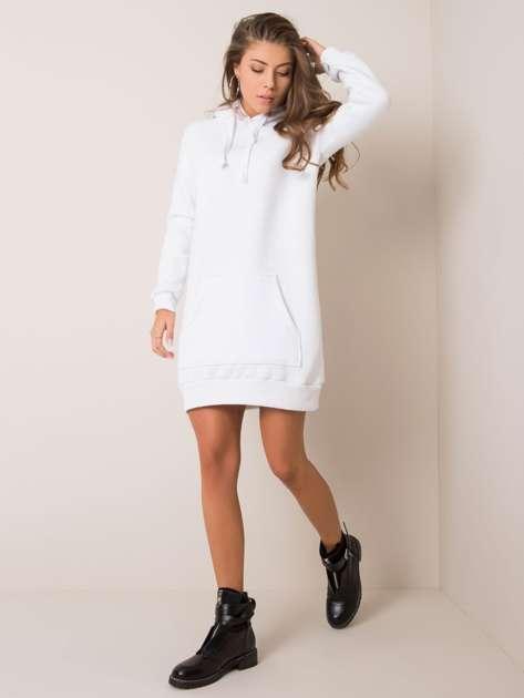 Biała sukienka Vittoria RUE PARIS