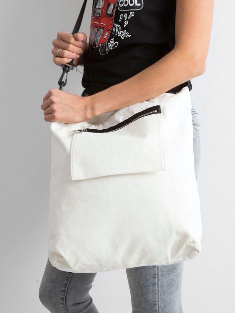 Biała torba ekologiczna                              zdj.                              1