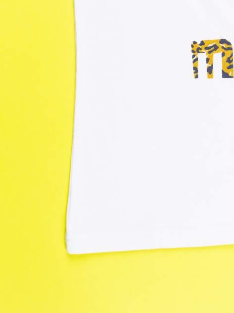 Biały t-shirt MINNIE MOUSE                                  zdj.                                  12