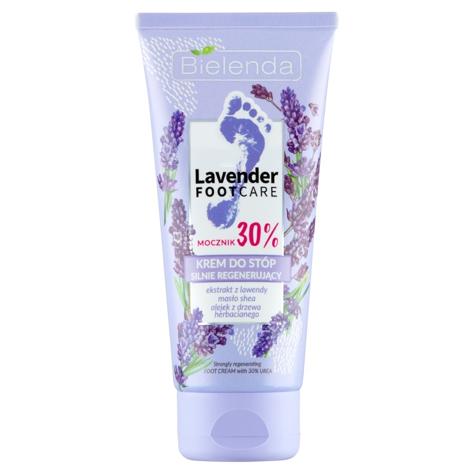 """Bielenda Lavender Foot Care Krem do stóp silnie regenerujący - mocznik 30%  75ml"""""""