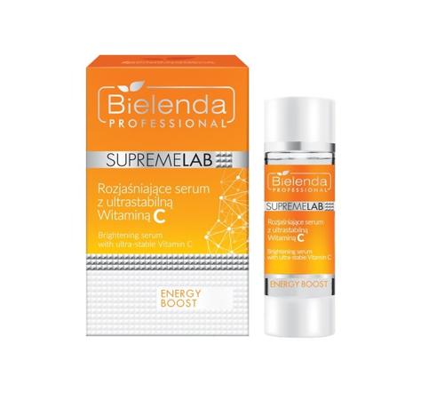"""Bielenda Professional Supremelab Energy Boost Rozjaśniające serum ze stabilną Witaminą C 15ml"""""""