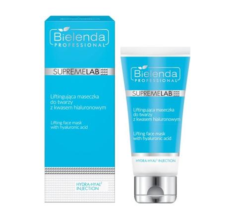 """Bielenda Professional Supremelab Hydra-Hyal2  Injection Liftingująca maseczka do twarzy z kwasem hialuronowym 70ml"""""""