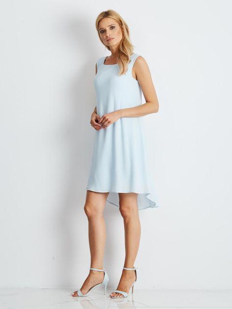 Błękitna sukienka Starlight                              zdj.                              4