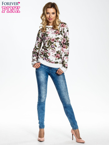 Bluza w kwiatowe wzory                                  zdj.                                  8