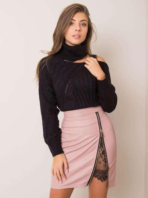 Brudnoróżowa spódnica Lacey