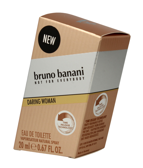 "Bruno Banani Daring Woman Woda toaletowa  20ml"""