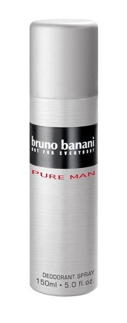 "Bruno Banani Pure Man Dezodorant spray 150 ml"""