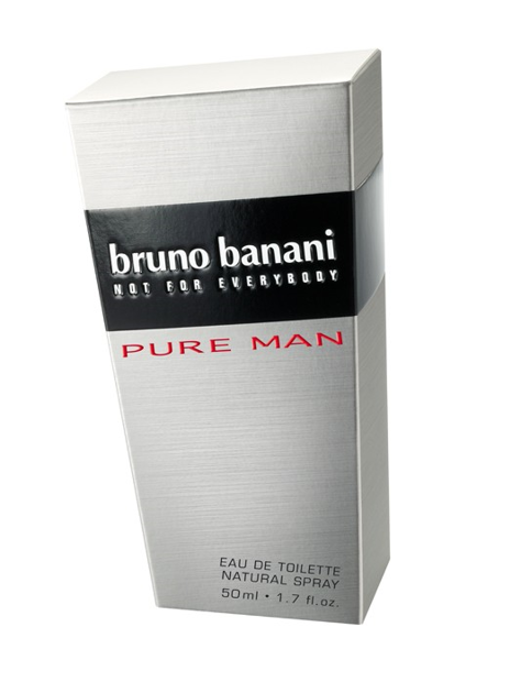 "Bruno Banani Pure Man Woda toaletowa 50ml"""