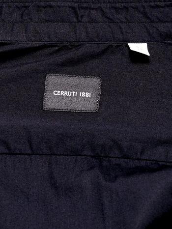 CERRUTI Czarna koszula męska                                  zdj.                                  4