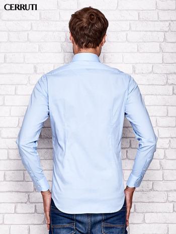 CERRUTI Jasnoniebieska koszula męska                              zdj.                              2