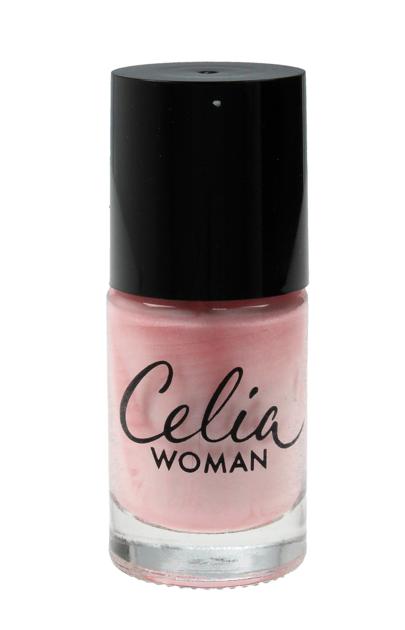"""Celia Woman Lakier do paznokci winylowy perłowy nr 202  10ml"""""""
