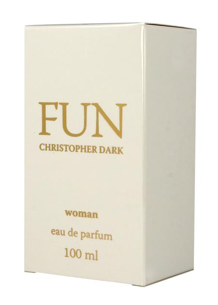 "Christopher Dark Woman Fun Woda perfumowana  100 ml"""