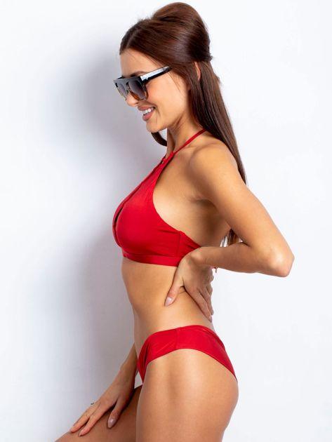 Ciemnoczerwone bikini Saraya                              zdj.                              3