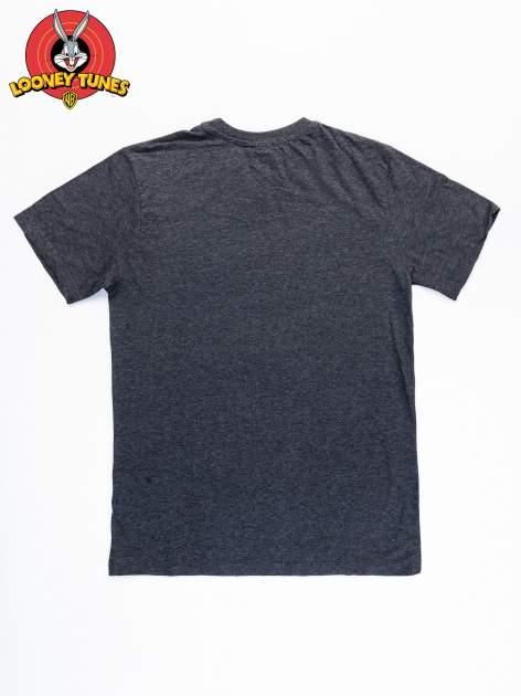 Ciemnoszary t-shirt męski LOONEY TUNES                                  zdj.                                  11