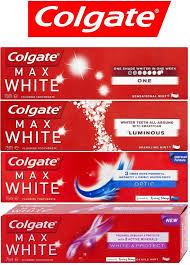 Colgate Pasta do zębów Max White One Luminous 75 ml                              zdj.                              2