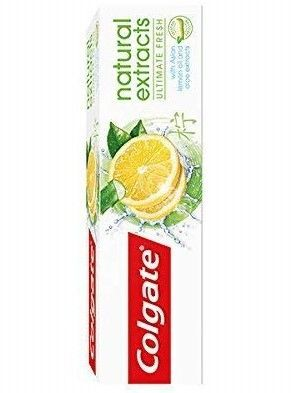 Colgate Pasta do zębów Natural Extracts Ultimate Fresh odświeżająca 75 ml                              zdj.                              1
