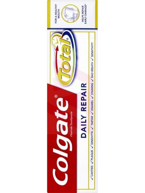 Colgate Pasta do zębów Total Daily Repair 75 ml                              zdj.                              1