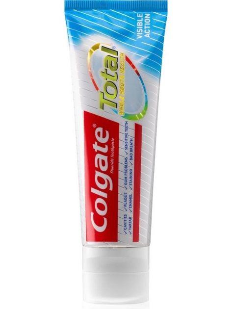Colgate Pasta do zębów Total Visible Action 75 ml                              zdj.                              2