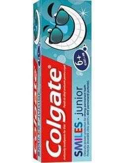 Colgate Pasta do zębów dla dzieci Smiles Junior (6+) 50 ml                              zdj.                              1