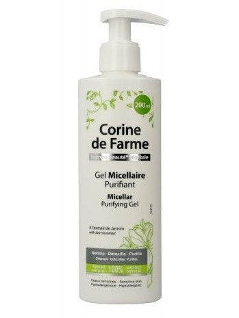 Corine de Farme HBV Żel micelarny do demakijażu  200 ml