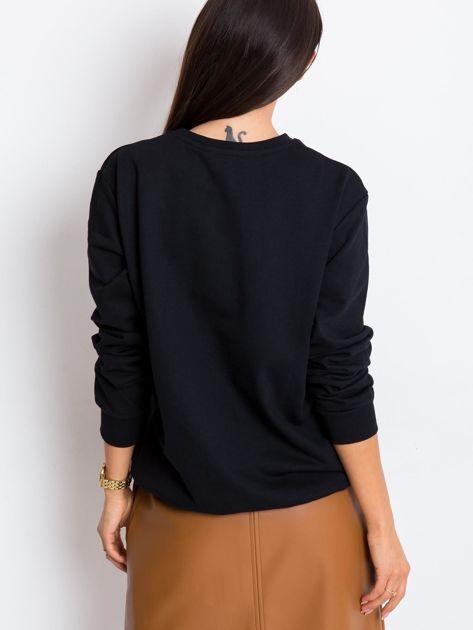 Czarna bluza Beautiful                              zdj.                              2