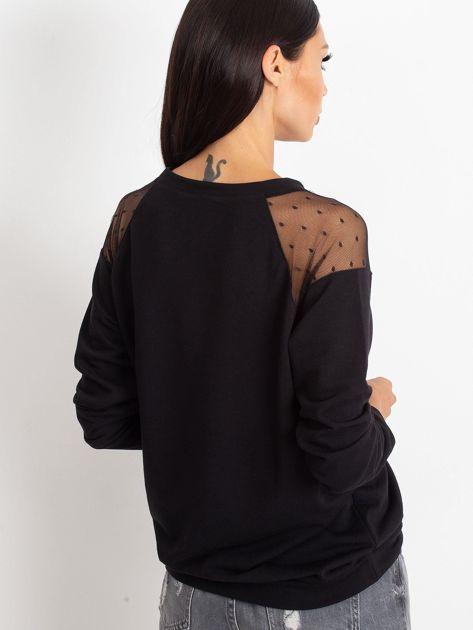 Czarna bluza Say                              zdj.                              2