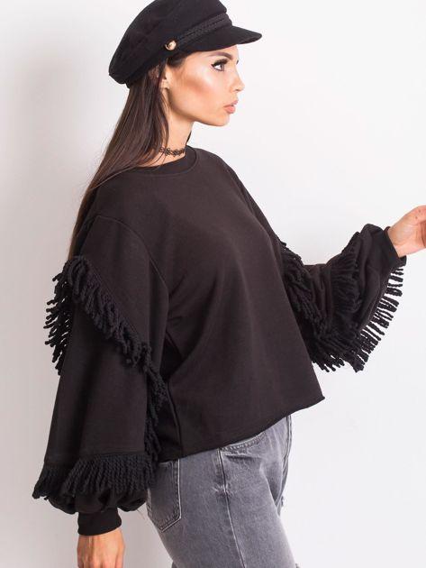 Czarna bluza Silvia                              zdj.                              1