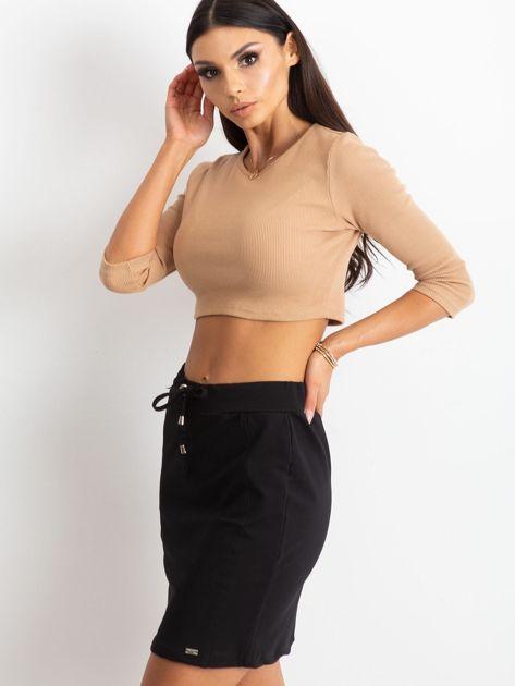 Czarna spódnica Increasingly                              zdj.                              5