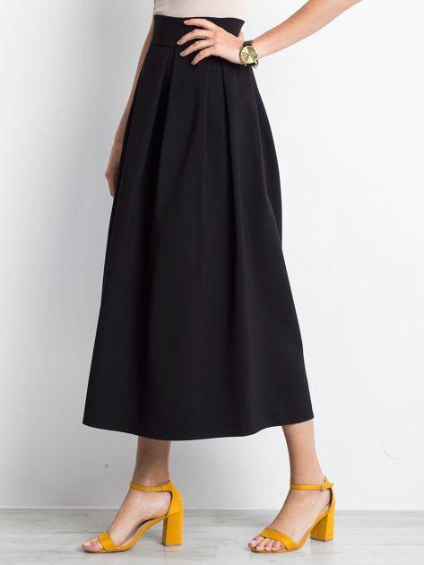 Czarna spódnica Quirky                              zdj.                              3
