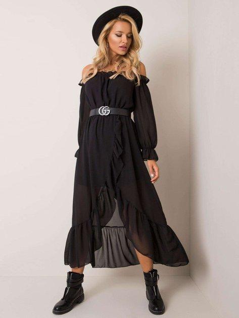 Czarna sukienka Blair OCH BELLA
