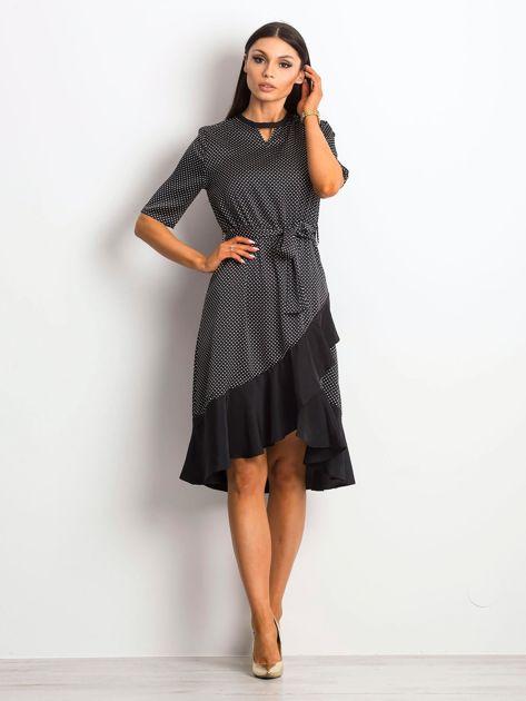 Czarna sukienka Breezy                               zdj.                              1